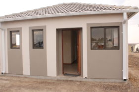 Low cost houses for the middle class